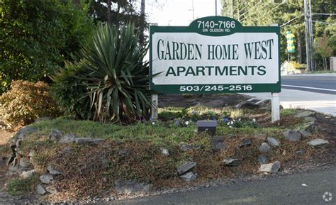 garden home west apartments rentals portland or