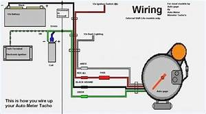 Autometer Tach Wiring Question Wiring Diagram