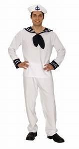 Karneval Kostuem Maenner : herren m nner matrose kost m karneval fasching faschingskost m marine sailor kapit n m tze m l ~ Frokenaadalensverden.com Haus und Dekorationen