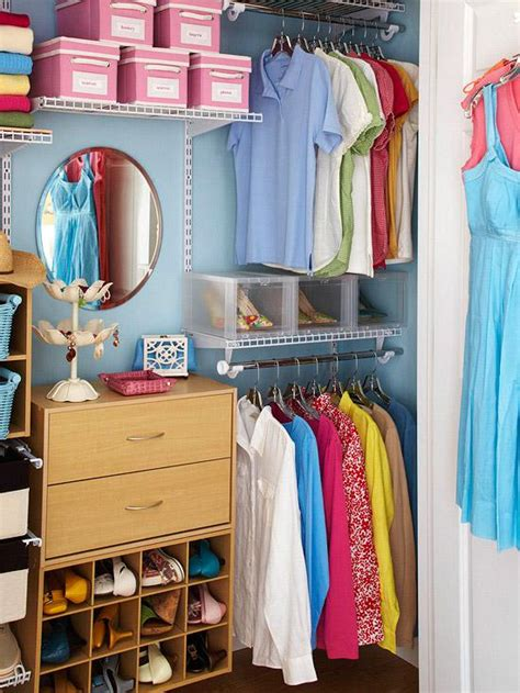 remarkable closet organization ideas