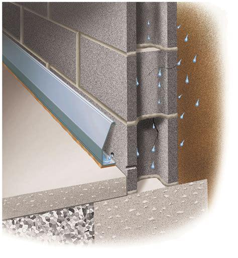 Basement Waterproofing Diy Products Contractor Basement
