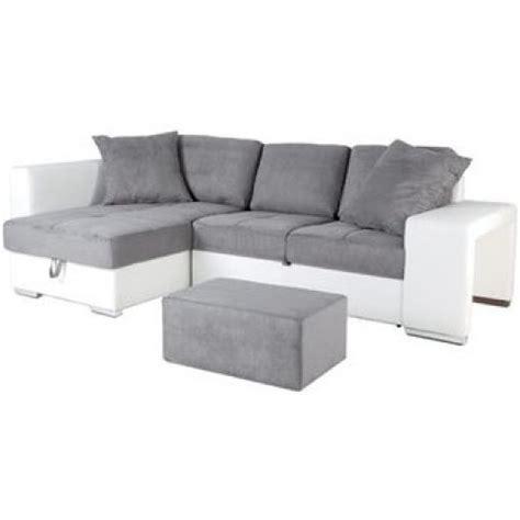 canape gris blanc conforama canape gris blanc conforama maison design hosnya