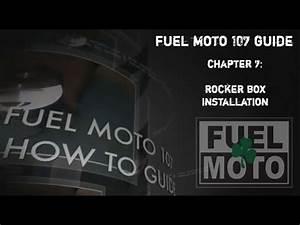 Fuel Moto 107 Harley Big Bore Chapter 7: Rocker Box ...