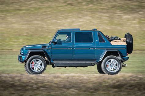 Test Mercedes-maybach G 650 Landaulet: 750,000 Euro Drop