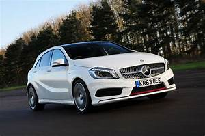 Mercedes A250 4MATIC AMG Review Auto Express