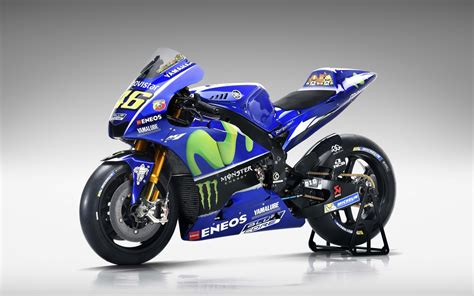 Wallpaper Yamaha Yzr M1 Motogp 2017 4k 8k Automotive