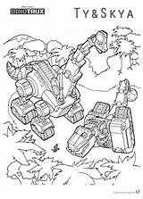 Dinotrux Coloring Pages Ty Skya Printable Bettercoloring Template sketch template