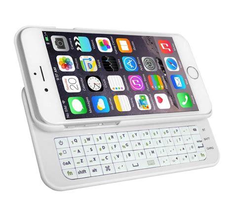 iphone 6 keyboard mxtechnic ultrathin keyboard for iphone 6 is a low
