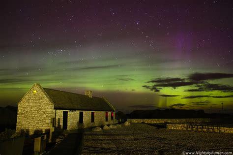 Aurora Borealis - Giant's Causeway & Ballintoy Harbour ...