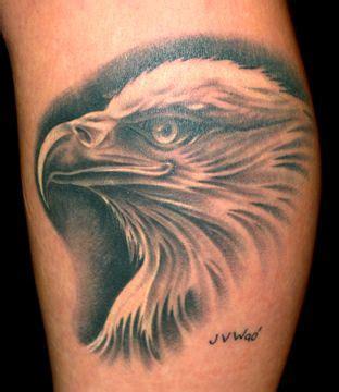 black  grey eagle portrait tattoo durbmorrisoncom bird tattoos tattoos tattoo designs