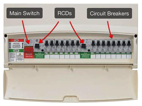 fuse board installation rcd upgrades aec electrical