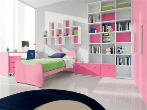 Ideas For Decorating A Bedroom, Cool Teenage Girl Bedroom