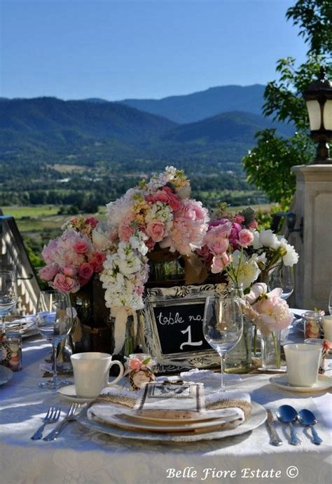 Belle Fiore Estate and Winery Ashland Weddings Rouge