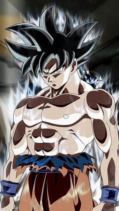 Goku Breaker Limit Iphone Wallpapers 4k Dbz