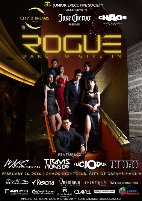 rogue dare jes proudly presents give