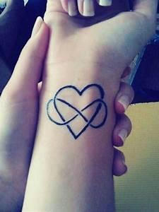 46+ Heart Infinity Symbol Tattoos