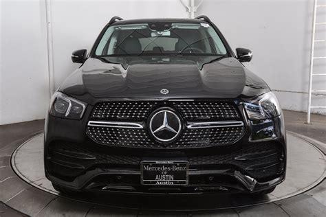 Кожа наппа amg style эксклюзив бежевый макиато / черная. New 2020 Mercedes-Benz GLE GLE 450 SUV in Austin #M61404   Mercedes-Benz of Austin