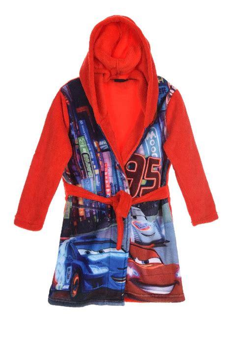 robe de chambre cars robe de chambre douce flash mcqueen garçon cars 15 99