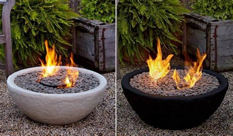 diy concrete fire pit  owner builder network