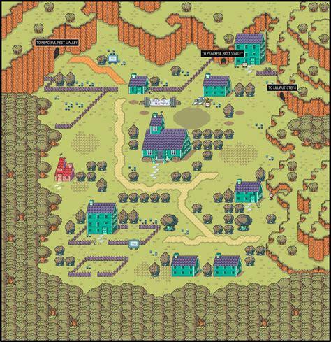 starmen net 2 earthbound maps