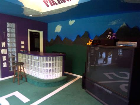 Big Home Bar by The Ultimate Sports Room Your Home Only Better