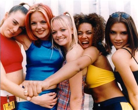 A Little Bit About Vincent Spice Girls