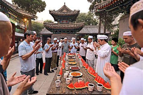 suasana ramadhan   negara  dunia mister aladin