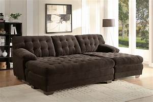 Large sectional sofa with ottoman sofa menzilperdenet for Largest sectional sofa