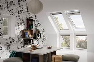 Velux Dachfenster Verdunkelung : kleiner dachfenster von unserem partner velux ~ Frokenaadalensverden.com Haus und Dekorationen