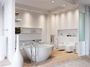 decoration salle de bain 2016 exemples d39amenagements With salle de bain design avec revue décoration
