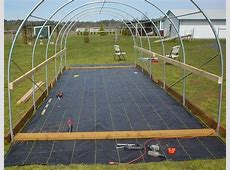 How to Build A Greenhouse Grow Your Own Vegetables at Home