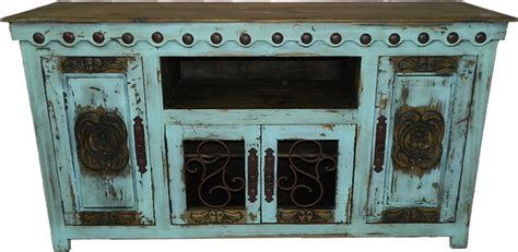 antique turquoise tv stand antique rustic turquoise tv stand