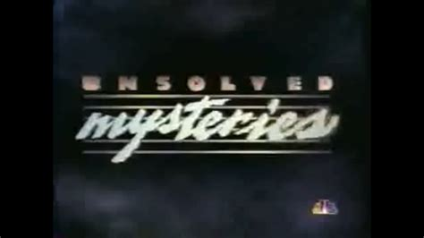 unsolved mysteries tv show coming   amazon prime