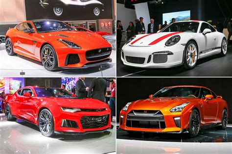 speed of the 2016 new york auto show motor trend