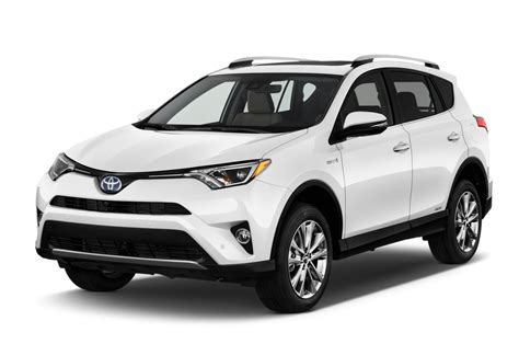 Toyota Car : 2016 Toyota Rav4 Hybrid Reviews And Rating