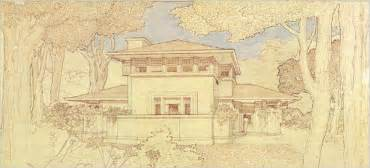 frank lloyd wright style house plans marion mahony griffin architecture the new york times