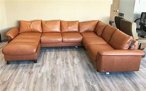 Stressless e300 6 seat sectional sofa with longseat in for 6 seat sectional sofa