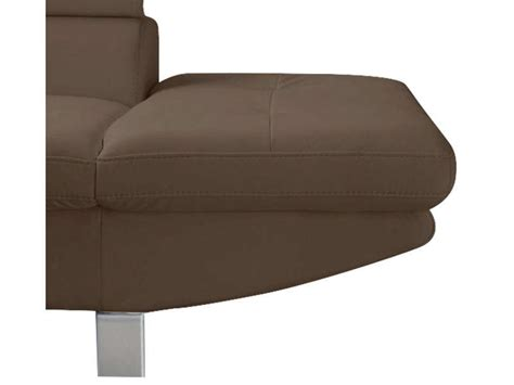 canapé convertible sans accoudoir canapé convertible angle droit loft coloris taupe vente