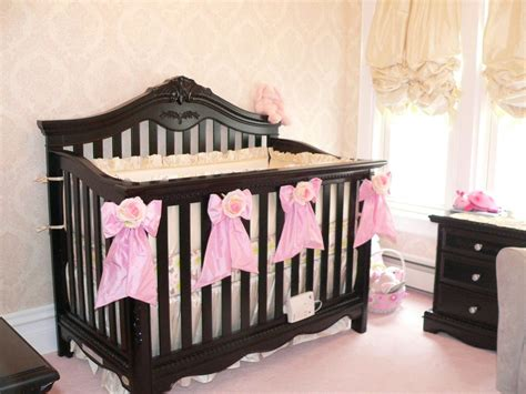 Custom Simply Silk Crib Bedding By Caty's Cribs