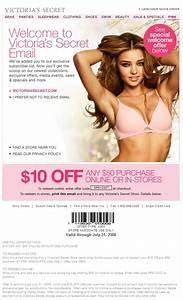 Victoria's Secret June Coupon Set | Coupon Codes Blog