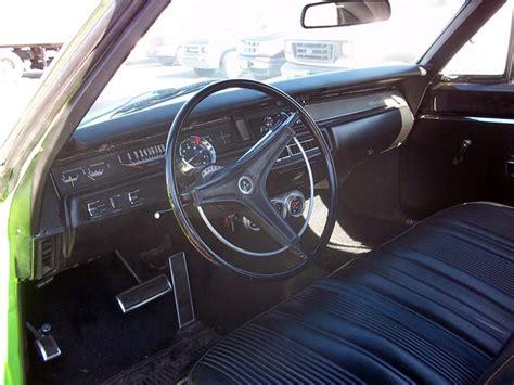 1969 DODGE CORONET CUSTOM 2 DOOR COUPE - 125830