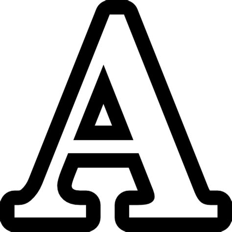 image 26 letters in the alphabet png the amazing letter a capital a education results results icon 86435
