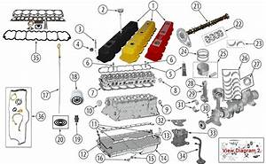 Diagrams For Jeep    Engine Parts    4 0 L  242  Amc Engine