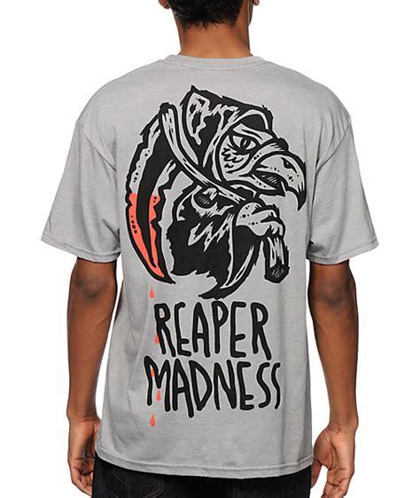 volcom reaper t shirt