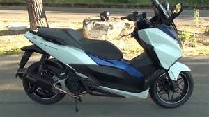 Honda Forza 125 Promotion : honda forza 125 sport youtube ~ Melissatoandfro.com Idées de Décoration