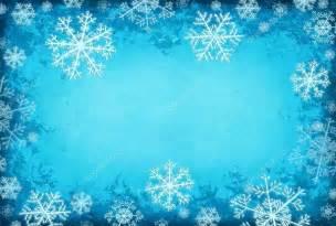 Snowflake Borders and Frames