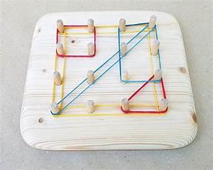 Montessori Spielzeug Baby : toddler eastern gift peg board geo board montessori toy waldorf toy math holz spielzeug jouet en ~ Orissabook.com Haus und Dekorationen
