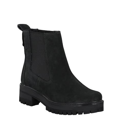 timberland damen chelsea boots 677838 schwarz im shop gisy schuhe