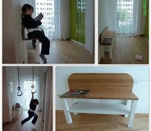 Banc Pour Dressing : petit banc pour enfants bidouilles ikea ~ Teatrodelosmanantiales.com Idées de Décoration