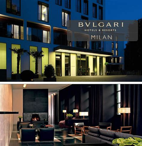 bulgari hotel  milan showcases sophistication class